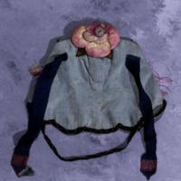 Hat (Chinese Child's Silk)