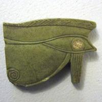 Untitled (Egyptian Uadjet-Eye)