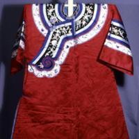 Chinese Bride's Coat