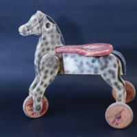 Untitled (Child's Hobby Horse)